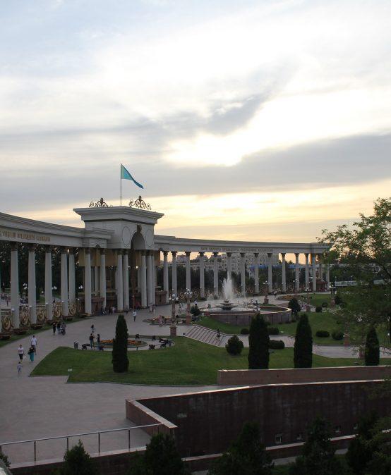 ISPN Course 2020 – Almaty, Kazakhstan