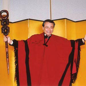 Shizuo Oi poncho