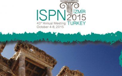 2015 Izmir, Turkey Annual Meeting