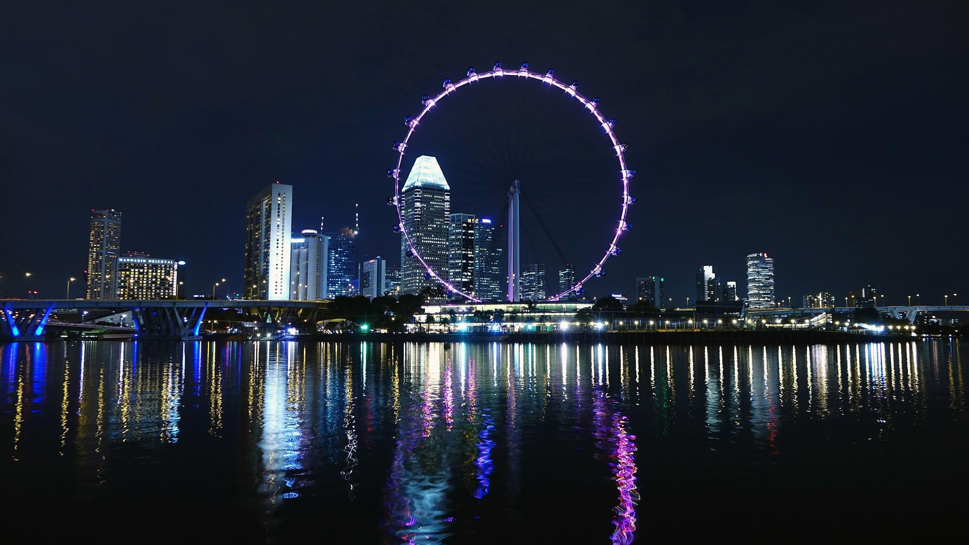 Autorennen Singapur 2020