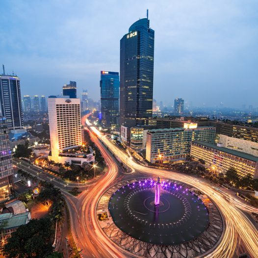 Jakarta, Indonesia – February 2010