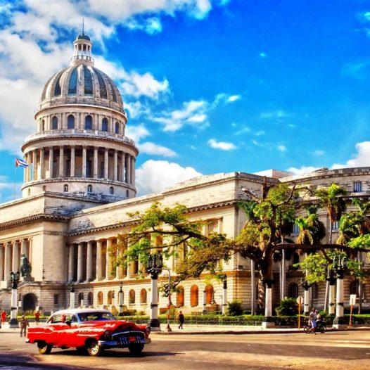 Havana, Cuba – February 2009