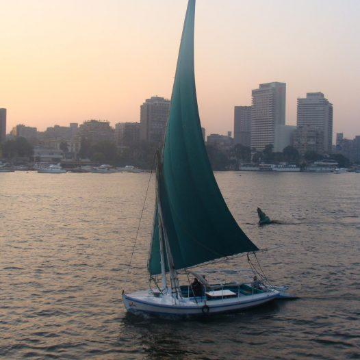 Cairo, Egypt – January 2013