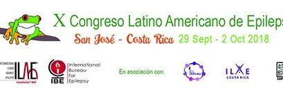10th Congreso Latino Americano de Epilepsia
