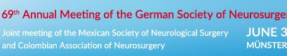69th Annual Meeting of the German Society of Neurosurgery (DGNC)