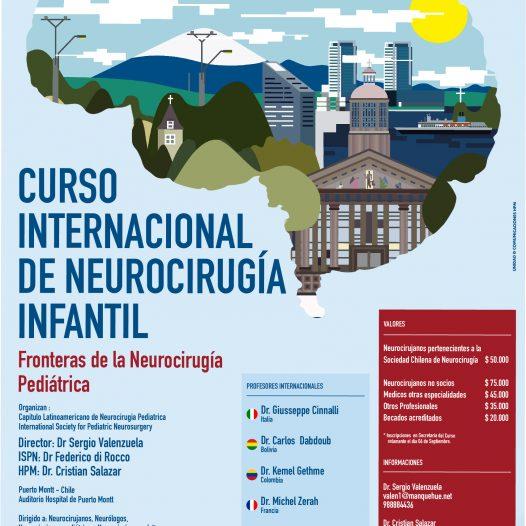 Curso internacional de neurocirurgia infantil 'Fronteras de la Neurocirugia pediatrica'