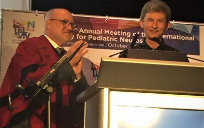 Celebrating the success of the ISPN 2018 Annual Meeting