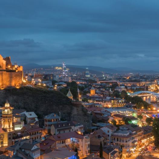 ISPN Course 2019 – Tbilisi, Georgia