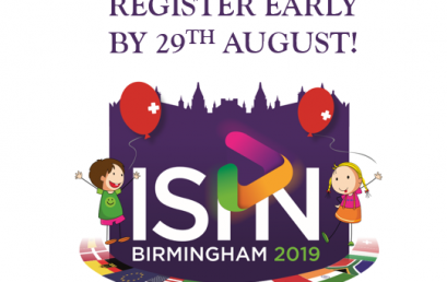 Register early for the 47th Annual ISPN Meeting in Birmingham!