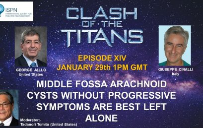 The ISPN Clash of the Titans continues – Register now for episode XIV!