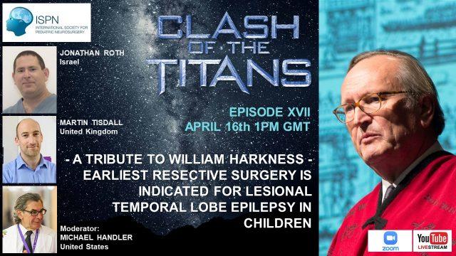 17. Webinar 16 April - Tribute to William